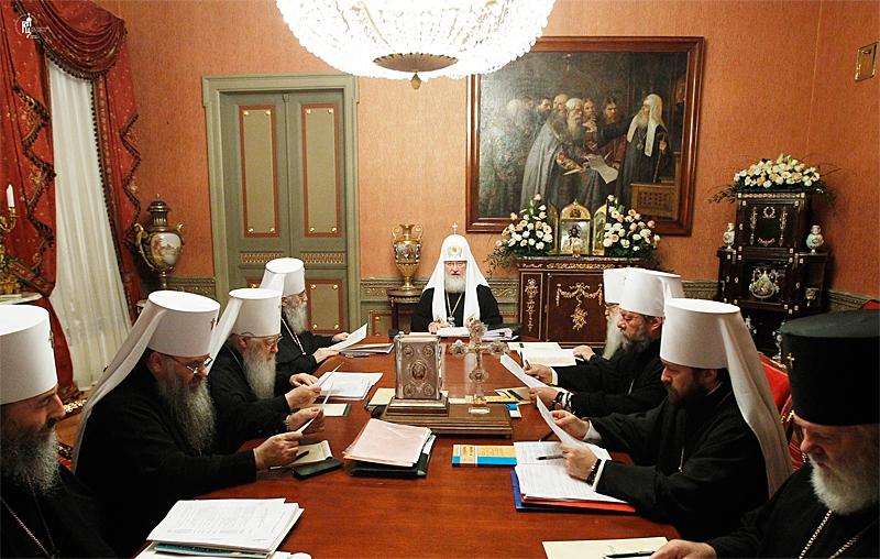 Инструкция Русской Православной Церкви в связи с угрозой COVID-19