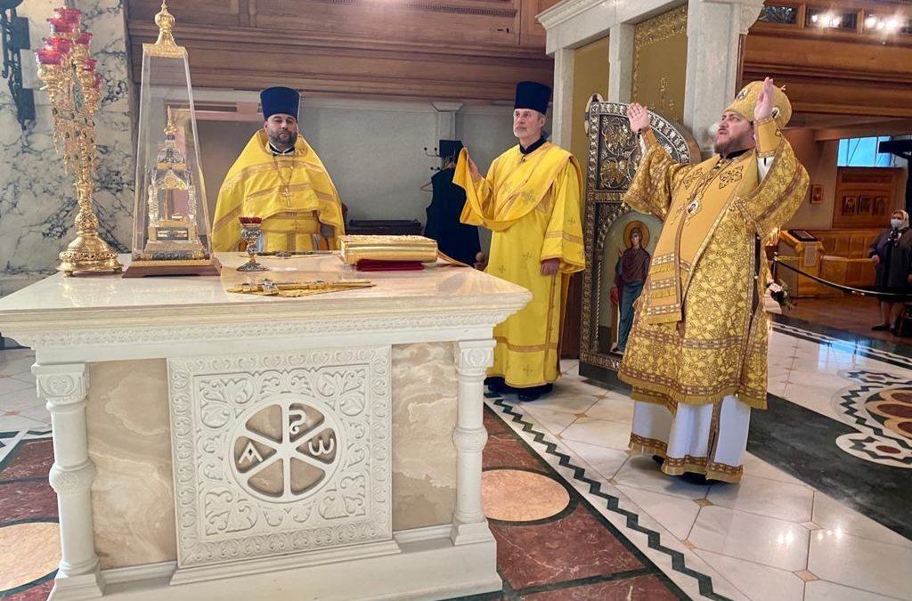 В день памяти митрополита Никодима (Ротова) Патриаршие приходы в США и Канаде молитвенно отметили 50-летие со дня своего основания