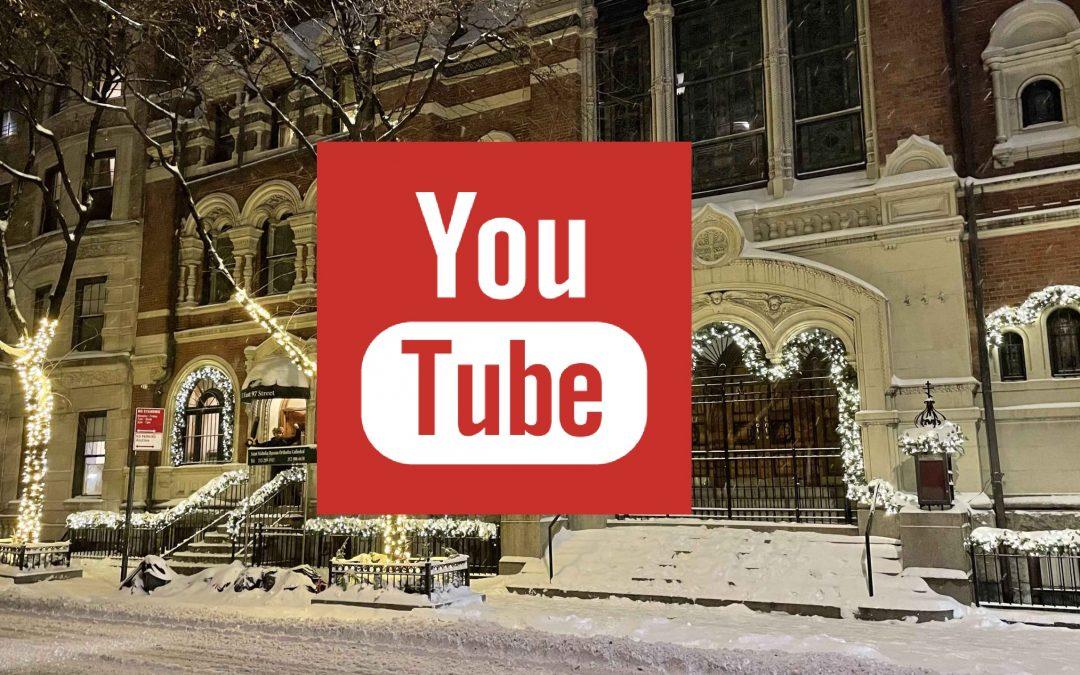 На официальном канале Николаевского собора в YouTube начался цикл программ бесед с духовенством