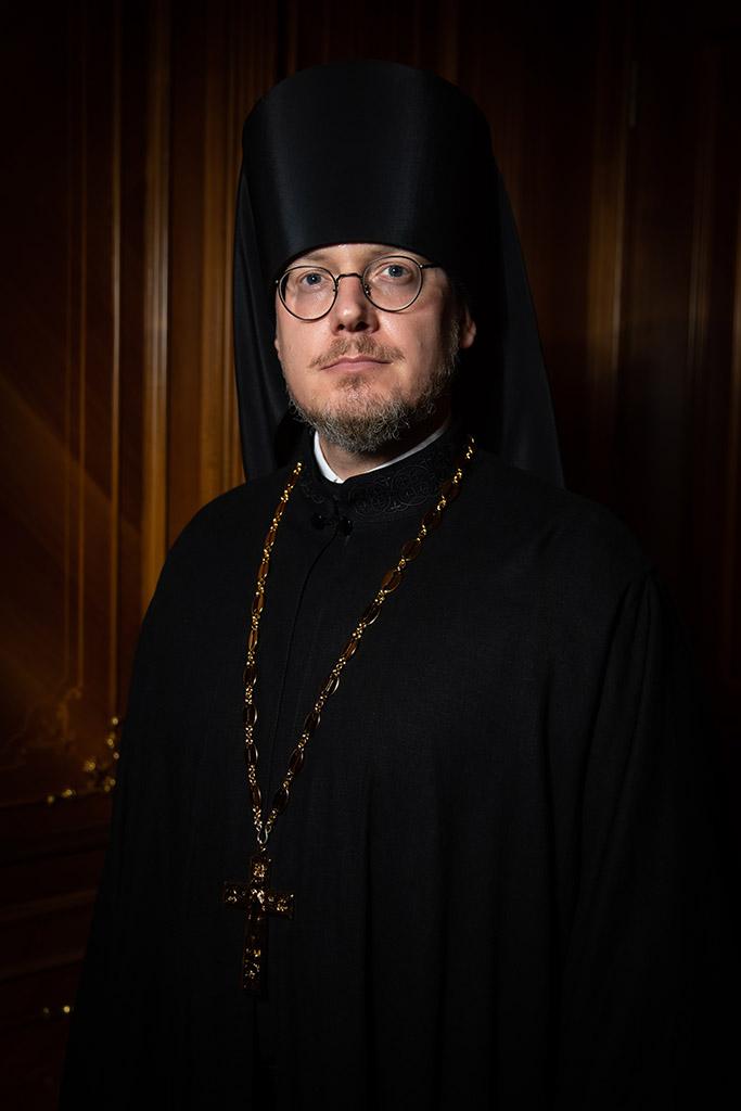 Иеромонах Иоанн (Шеффлер)