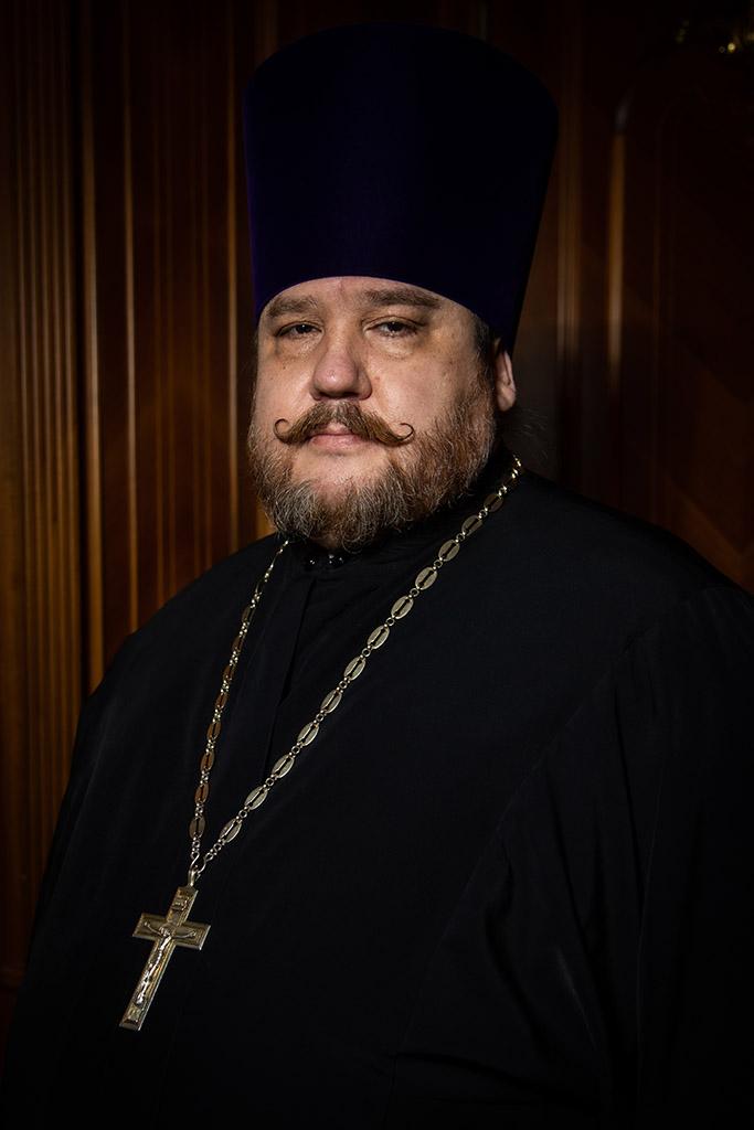 Иерей Родион Шамазов