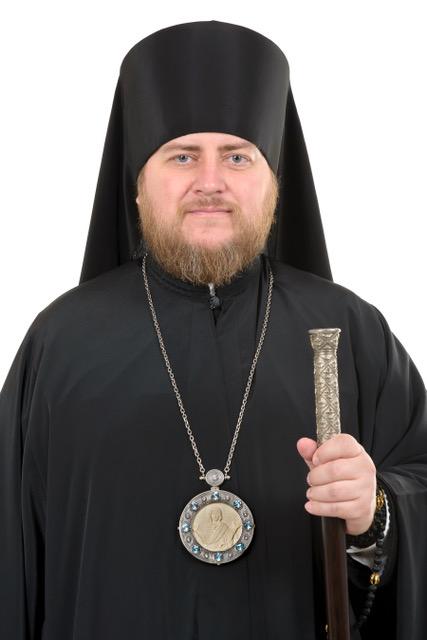 Епископ МАТФЕЙ, временно Управляющий Патриаршими приходами в США и Канаде