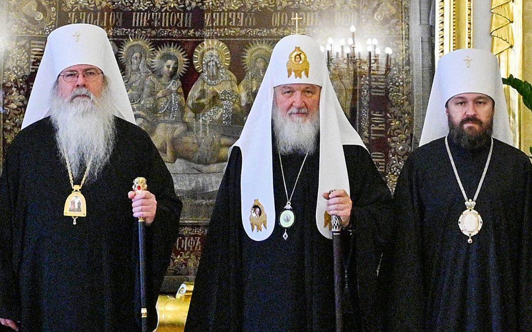 9-я годовщина интронизации Предстоятеля Православной Церкви в Америке