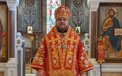 50-летие временно Управляющего Патриаршими приходами в США и Канаде епископа Сурожского Матфея